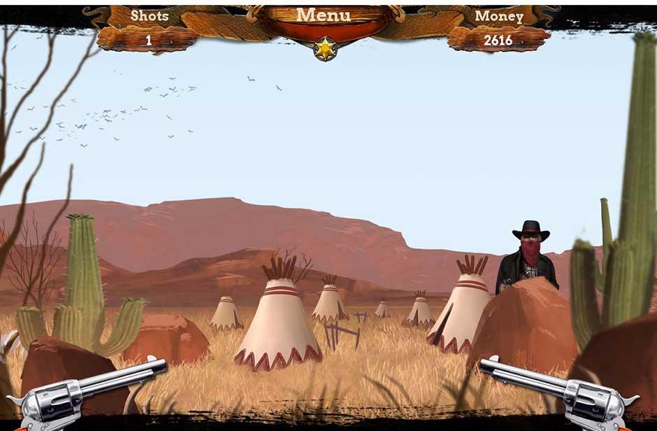 Wild West Chase - Level 11