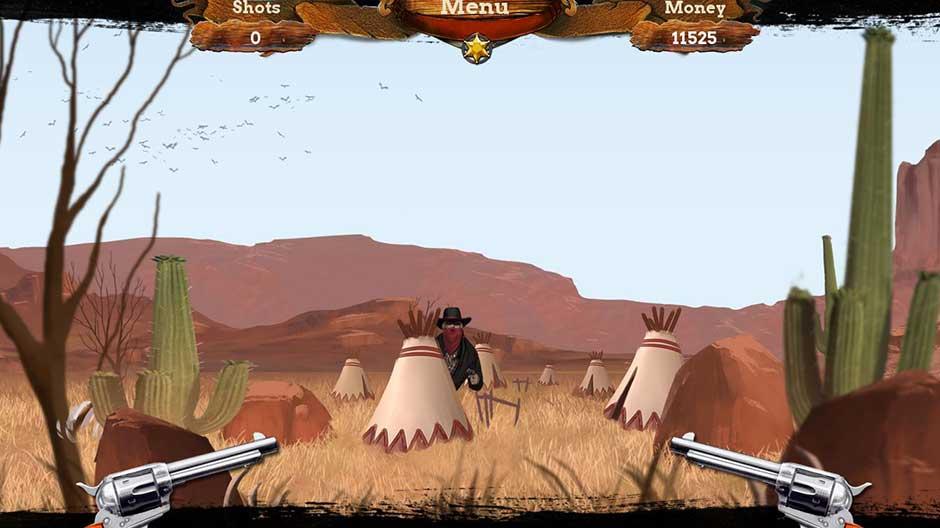 Wild West Chase - Level 32