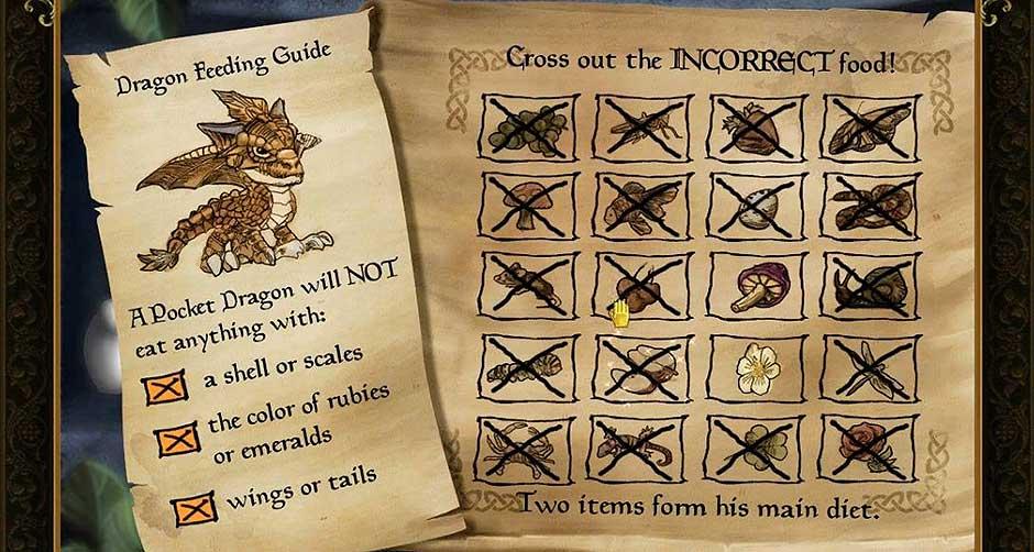 Awakening - Moonfell Wood - Feeding Dragon Guide