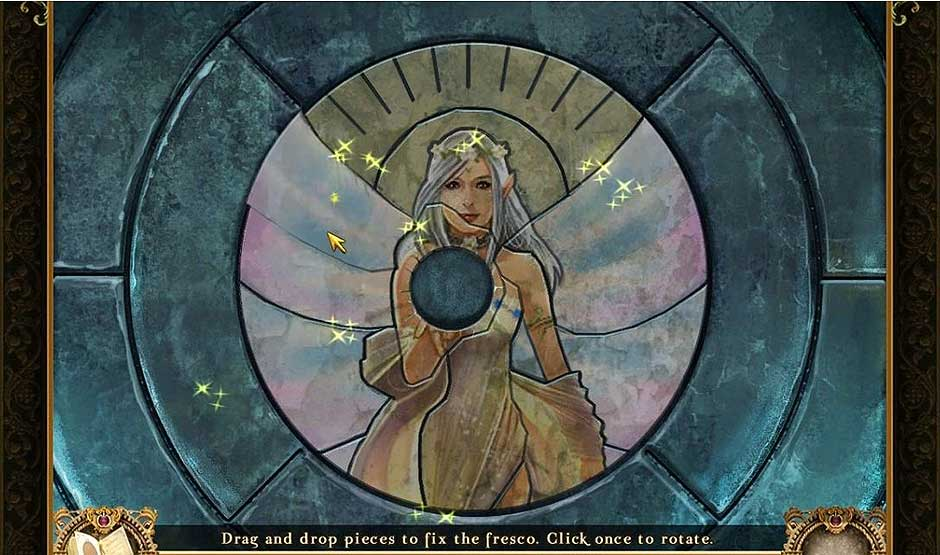 Awakening - Moonfell Wood - Fresco
