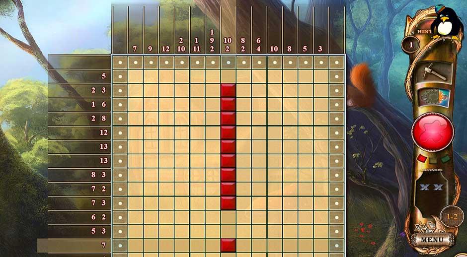 Fantasy Mosaics 9 - Portal in de Woods - 1