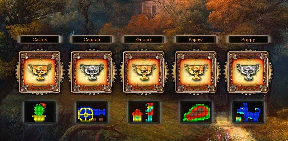 Fantasy Mosaics 9 - Portal in de Woods - 10