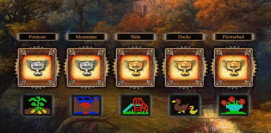 Fantasy Mosaics 9 - Portal in de Woods - 12