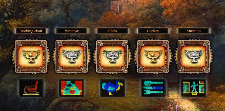 Fantasy Mosaics 9 - Portal in de Woods - 13