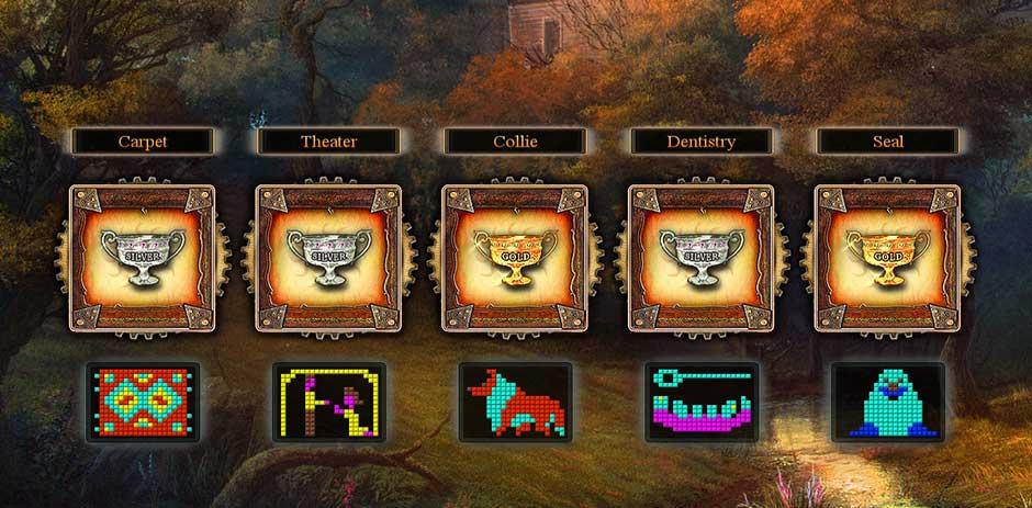 Fantasy Mosaics 9 - Portal in de Woods - 15