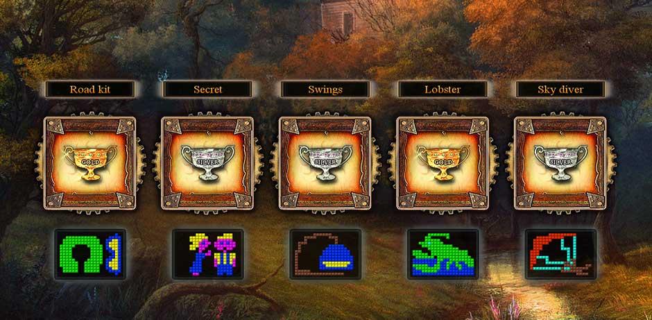Fantasy Mosaics 9 - Portal in de Woods - 16