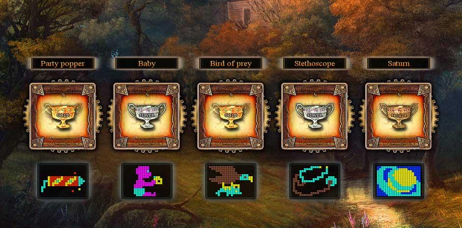 Fantasy Mosaics 9 - Portal in de Woods - 18