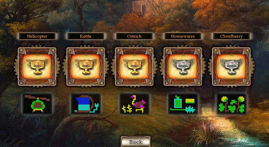 Fantasy Mosaics 9 - Portal in de Woods - 19