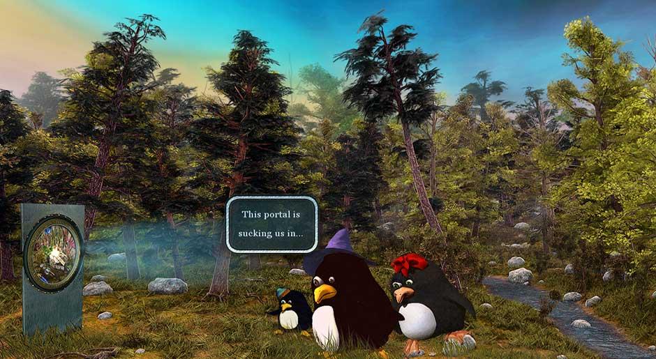 Fantasy Mosaics 9 - Portal in de Woods - 2