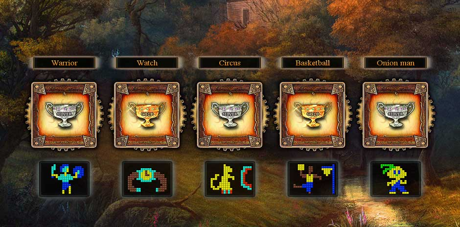 Fantasy Mosaics 9 - Portal in de Woods - 20