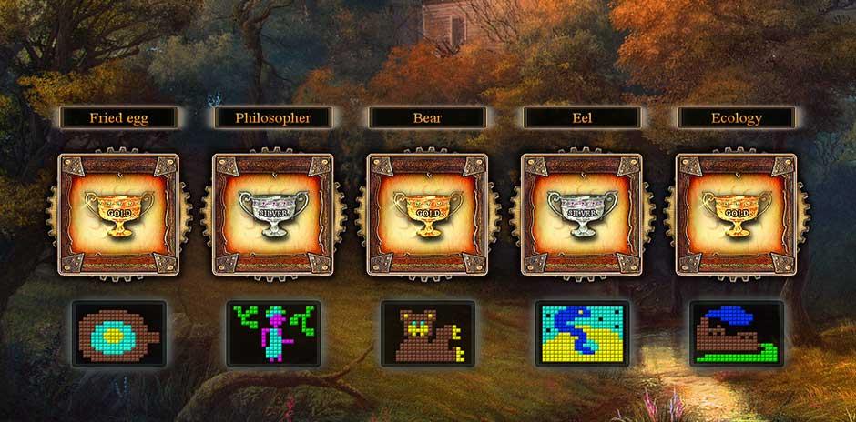 Fantasy Mosaics 9 - Portal in de Woods - 21