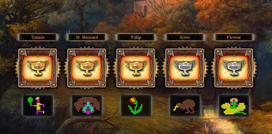 Fantasy Mosaics 9 - Portal in de Woods - 22