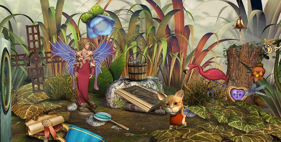 Fantasy Mosaics 9 - Portal in de Woods - 23