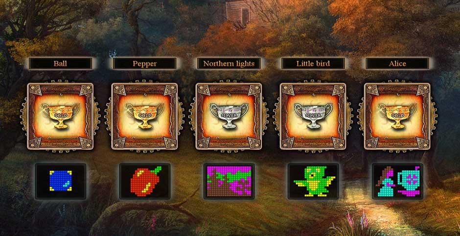 Fantasy Mosaics 9 - Portal in de Woods - 3
