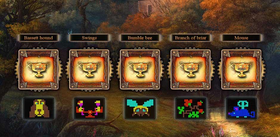 Fantasy Mosaics 9 - Portal in de Woods - 6