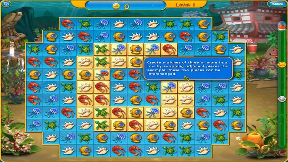 Fishdom 3 - GoldTiles
