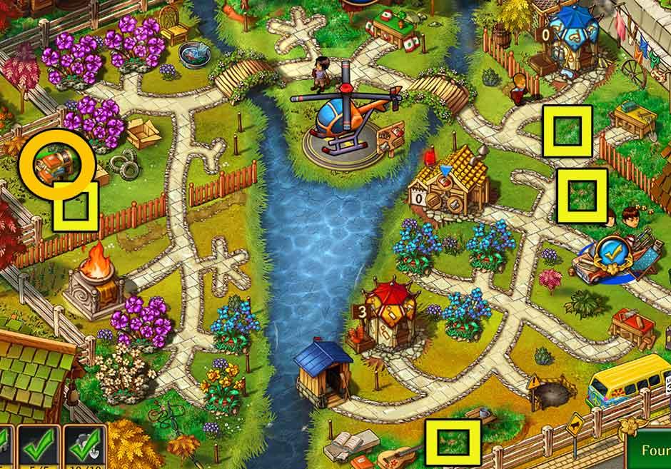 Gardens Inc 4 – Blooming Stars Episode 22