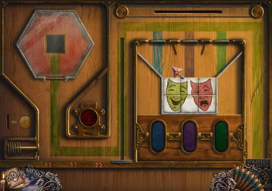 Grim Facade - Mystery of Venice - Gaming Machine