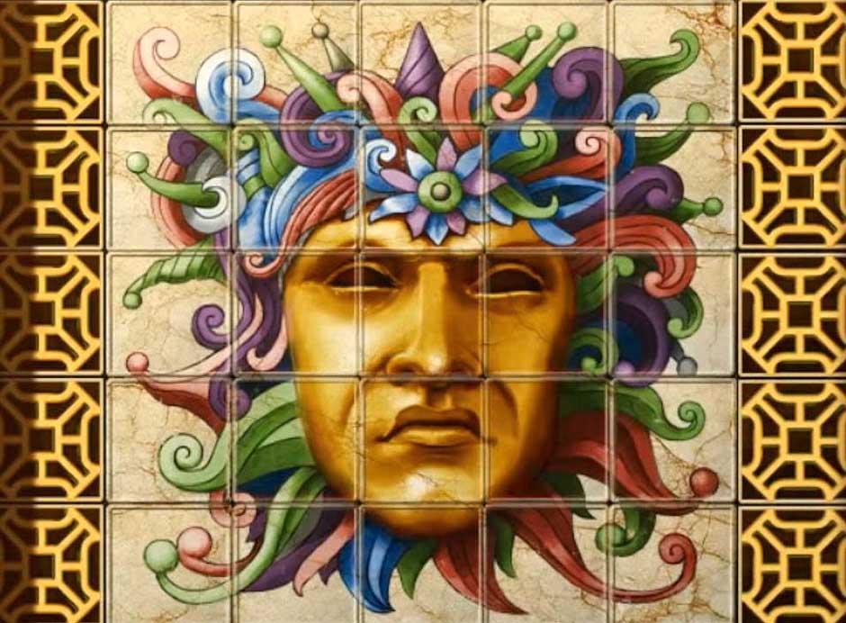 Grim Facade - Mystery of Venice - Image Puzzle