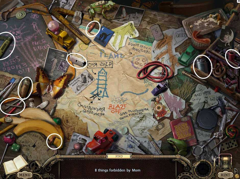Hidden Expedition - The Uncharted Islands - Chapter 1g