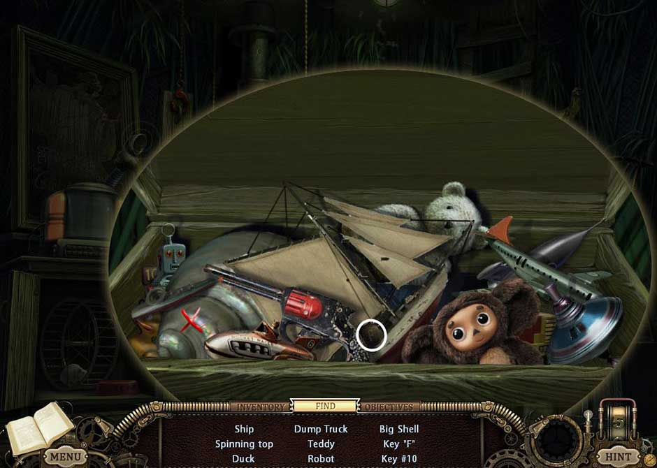 Hidden Expedition - The Uncharted Islands - Chapter 1gg
