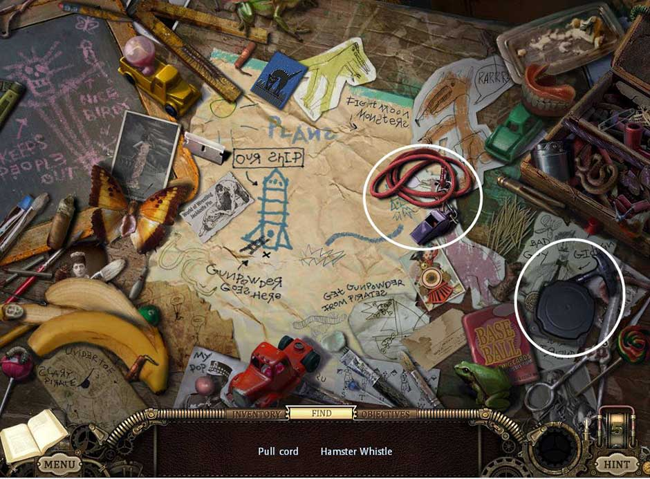 Hidden Expedition - The Uncharted Islands - Chapter 1h