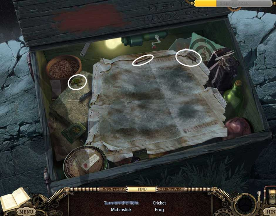 Hidden Expedition - The Uncharted Islands - Chapter 1l