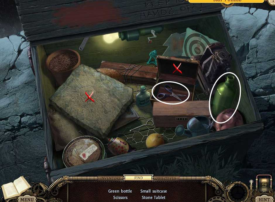 Hidden Expedition - The Uncharted Islands - Chapter 1o
