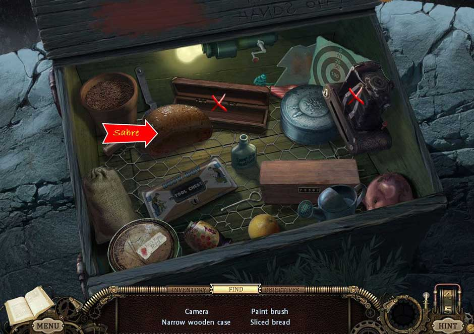 Hidden Expedition - The Uncharted Islands - Chapter 1q