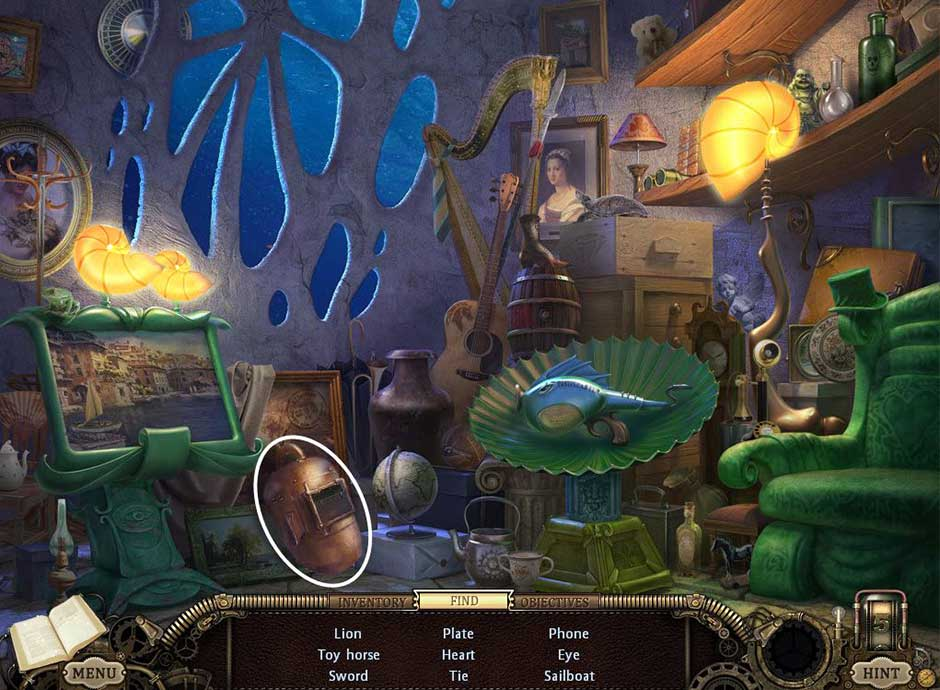Hidden Expedition - The Uncharted Islands - Chapter 3d