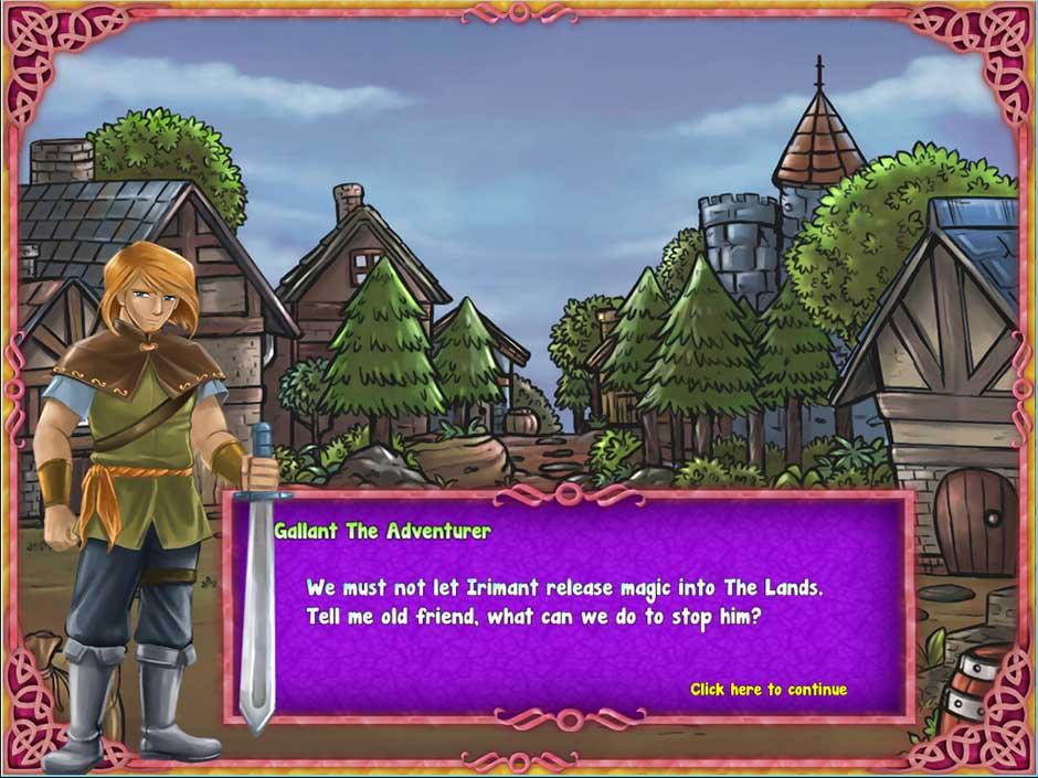 Legend of Gallant - 06