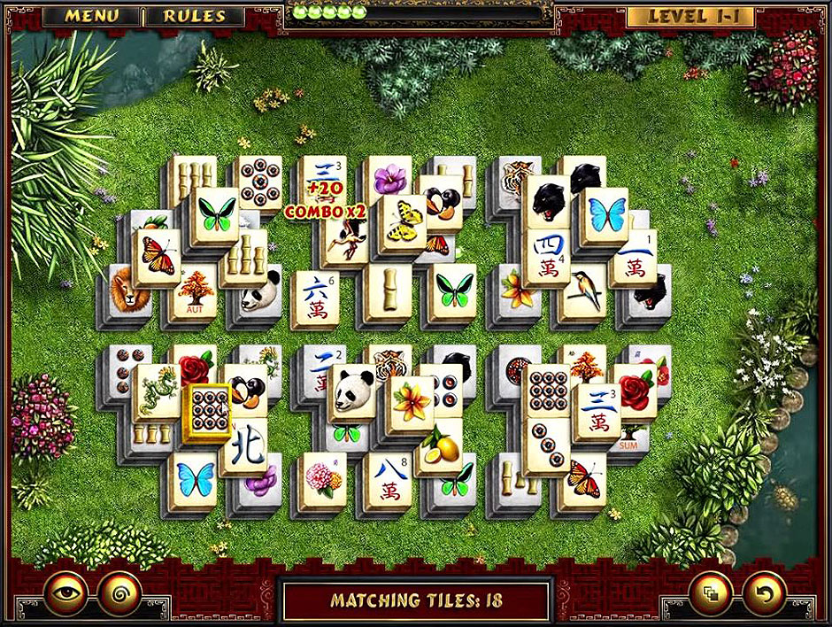 Lost Amulets - Stone Garden - 1