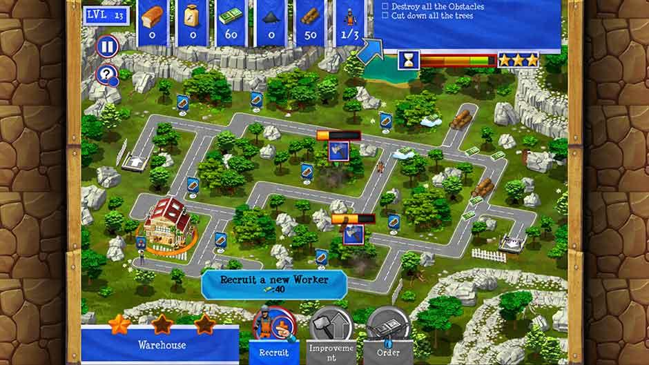 Monument Builders - Rushmore Level 13