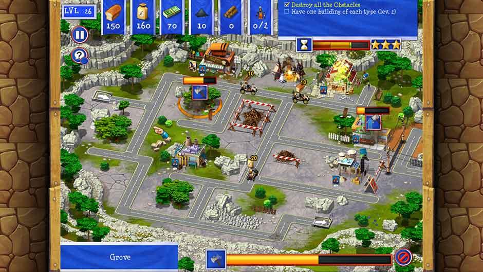 Monument Builders - Rushmore Level 26