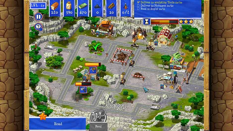 Monument Builders - Rushmore Level 27