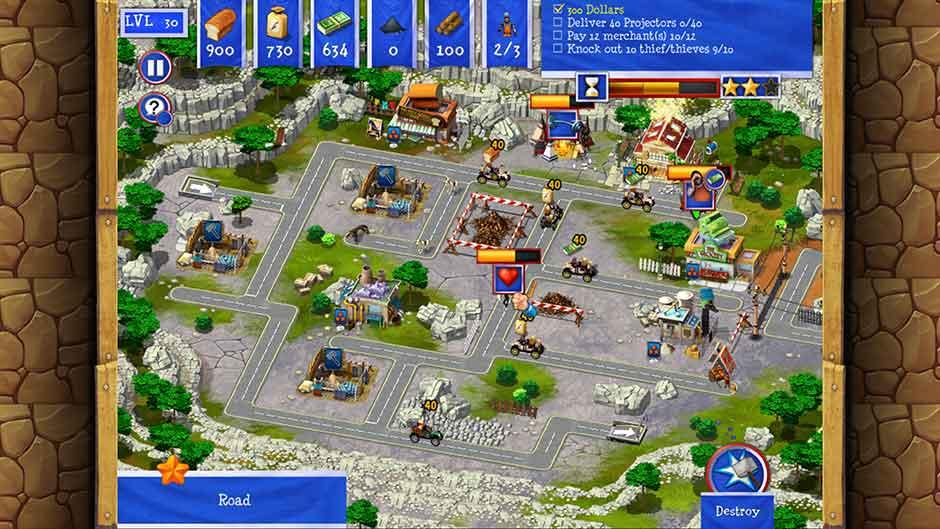 Monument Builders - Rushmore Level 30
