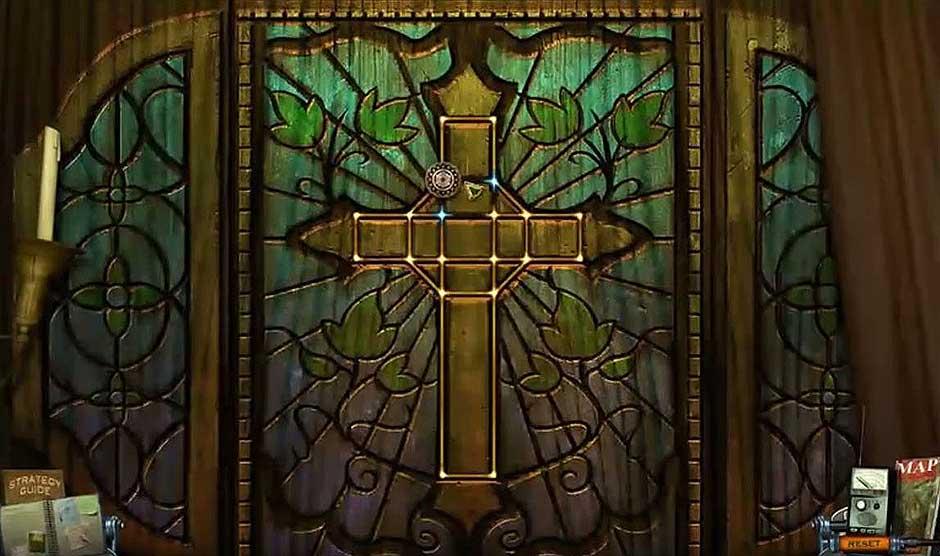 Mystery Case Files - Shadow Lake - Church