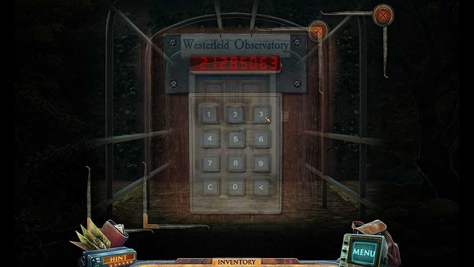 Parallels Cross Observatory Door Code
