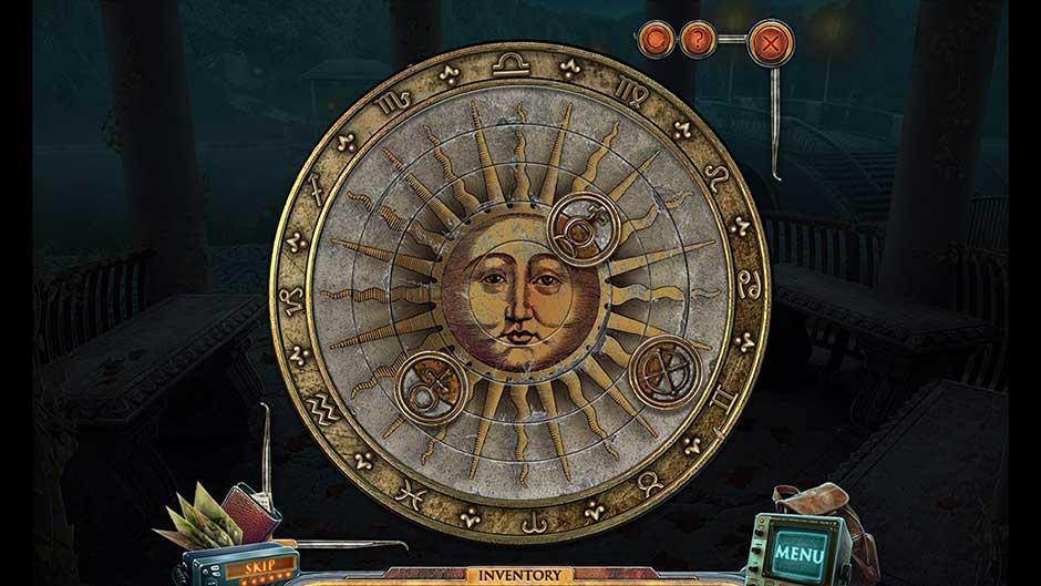 Parallels Cross Sun Puzzle Solution