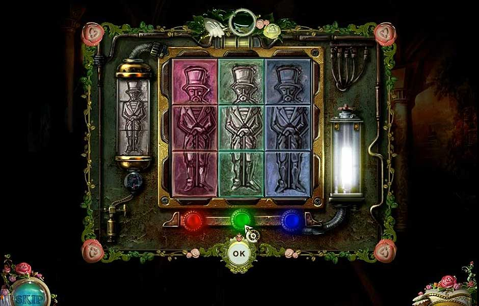 PuppetShow – Souls of the Innocent - Figures Puzzle Solution