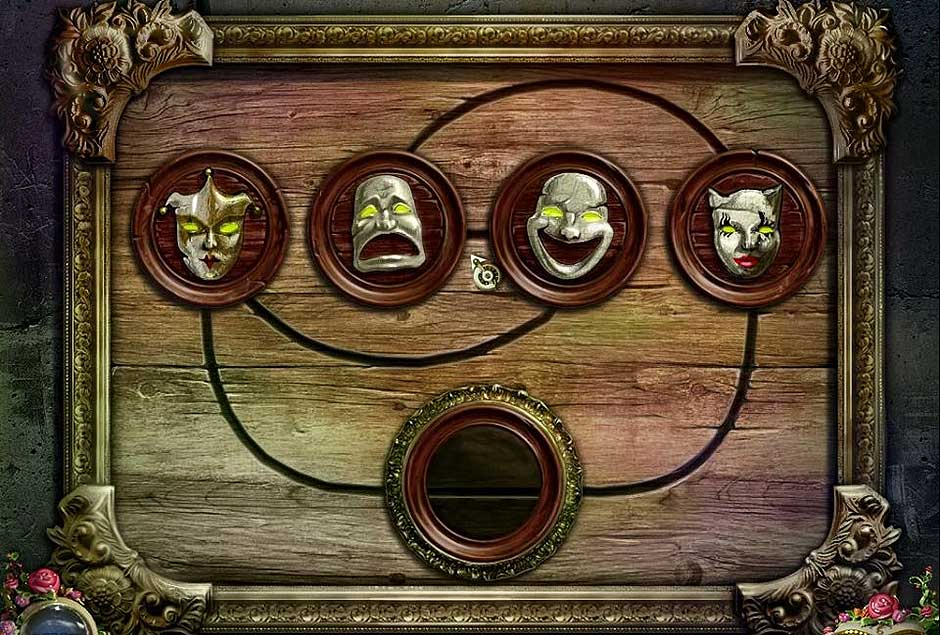PuppetShow – Souls of the Innocent - Mask Puzzle