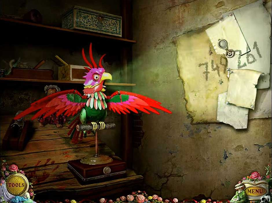 PuppetShow – Souls of the Innocent - Parrot