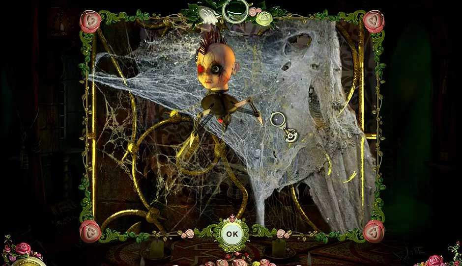 PuppetShow – Souls of the Innocent - Spider