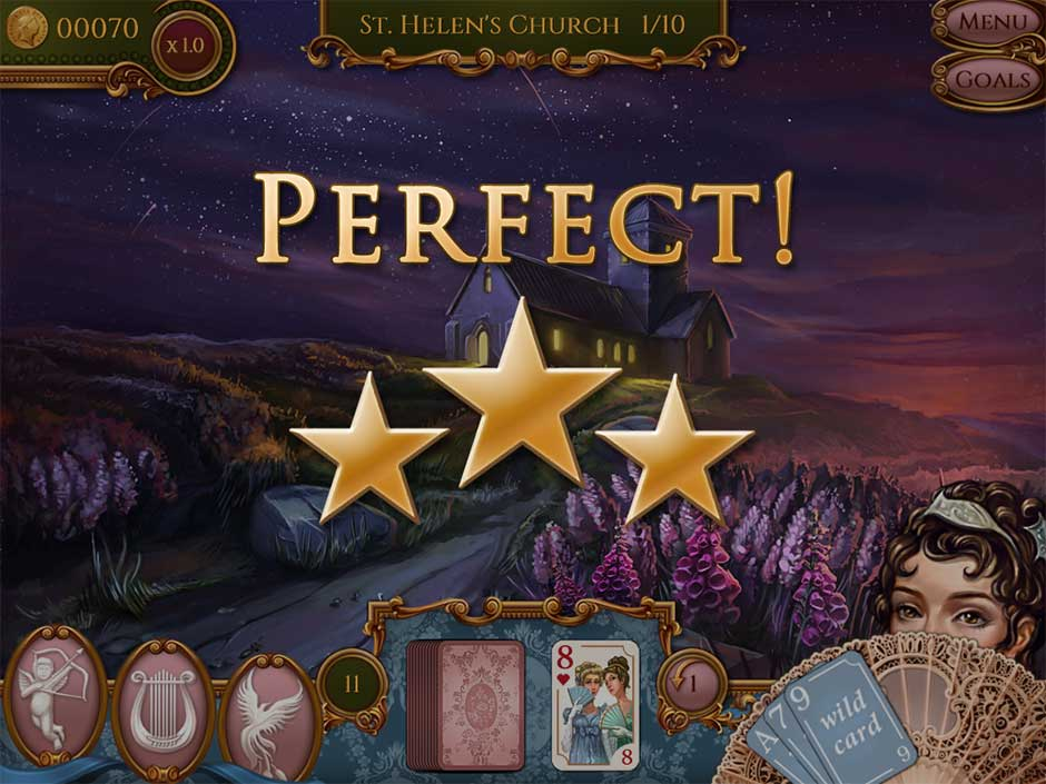 Regency Solitaire - Perfect