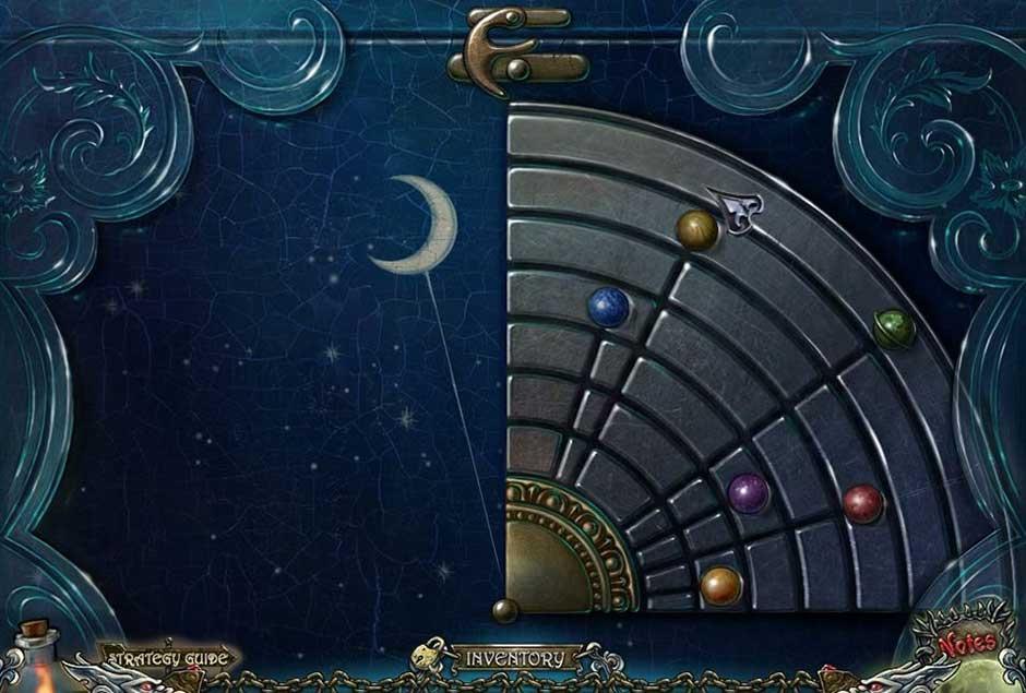 Shadow Wolf Mysteries - Cursed Wedding - Planets