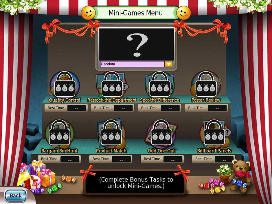 Shop-N-Spree – Family Fortune - Mini Games