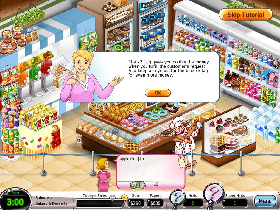 Shop-N-Spree – Family Fortune - Tips