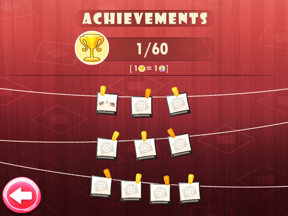 Tangled Up - Achievements
