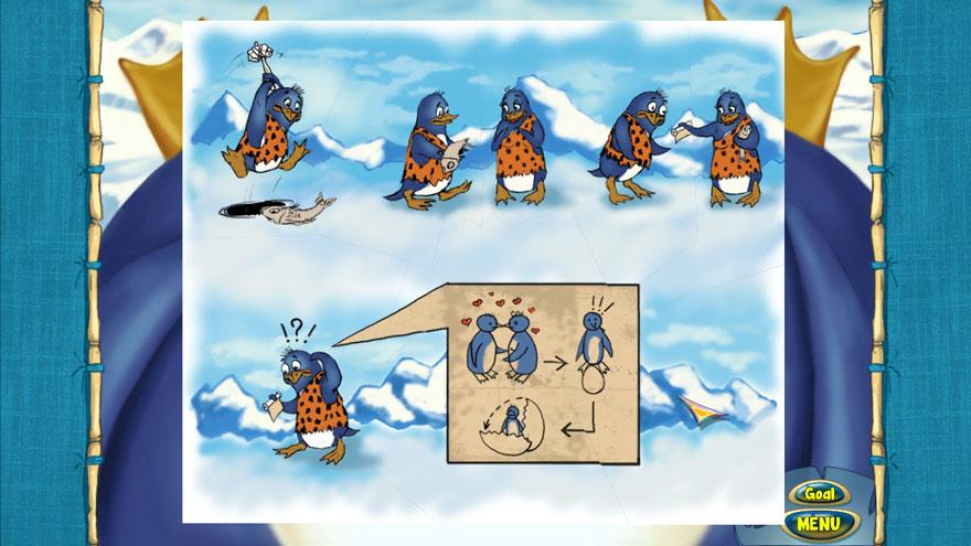 1 Penguin 100 Cases Episode 01 Case 04