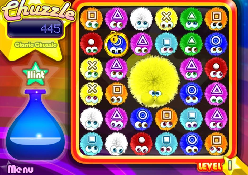Chuzzle - ColorBlind
